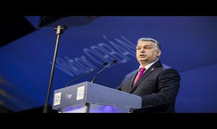[Vidéo] Viktor Orbán : « l'identité chrétienne de l'UE est menacée par les migrants musulmans »