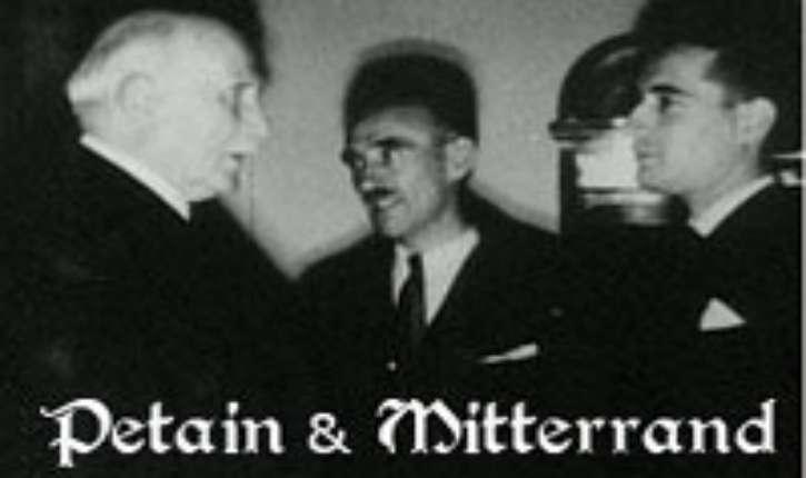 Régime de Vichy : et si on parlait de Mitterrand, Laval et Bousquet…
