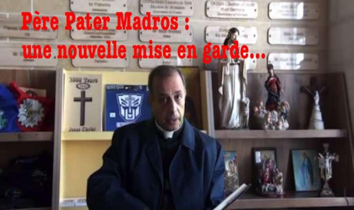 Le Père Madros, catholique palestinien de Jérusalem dénonce «la chasse aux chrétiens, le terrorisme, et l'islamisation de nos sociétés»