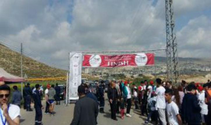 Marathon de Naplouse : tout est bon pour victimiser les palestiniens !