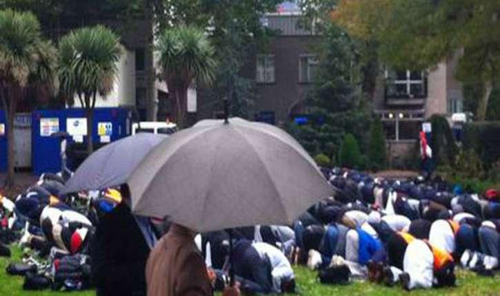 Londonistan : 423 nouvelles Mosquées….500 fermetures d'églises