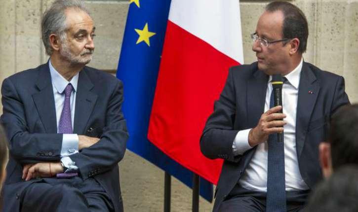 Attali qui chaperonne Macron veut une France à 187 millions d'habitants par l'immigration de masse