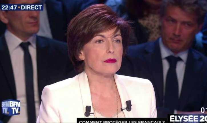 On n'interrompt pas Ruth Elkrief…Les journalistes doivent rester les vedettes du débat!