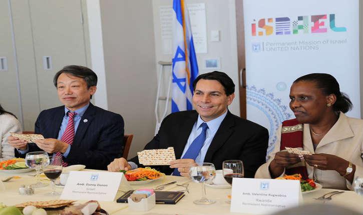 30 ambassadeurs conviés à un Seder à l'Onu
