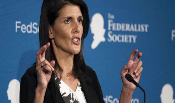 ONU : L'ambassadrice américaine demande au Conseil de sécurité de s'occuper de l'Iran et du Hezbollah et d'oublier son obsession pour Israël!
