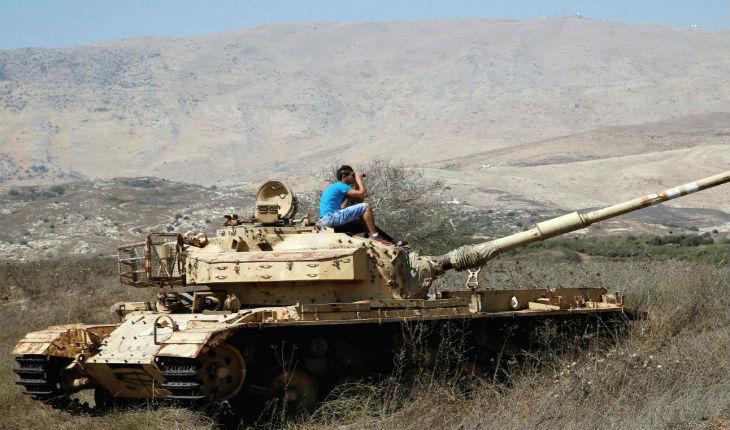 Syrie : Un leader de l'opposition réclame plus de frappes israéliennes