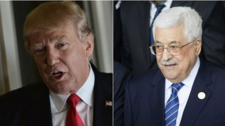 Donald Trump recevra Mahmoud Abbas le 03 mai