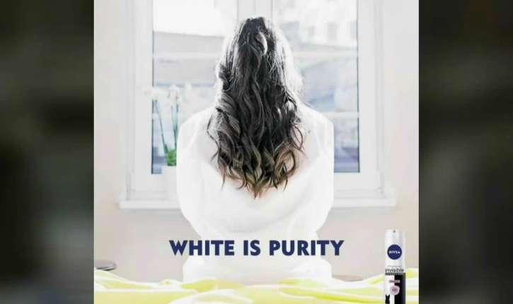 Les publicitaires face au terrorisme antiraciste : Cacher ce «blanc» que je ne saurais voir!