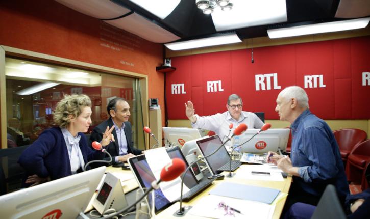 (Vidéo) Éric Zemmour : «Macron, c'est Peter Pan à l'Élysée»