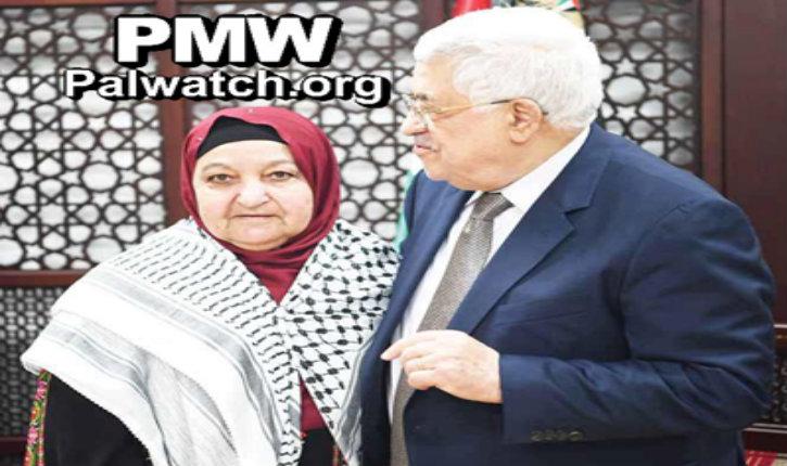Mahmoud Abbas s'adresse à la mère de quatre terroristes : «La cause juste de vos enfants est ma priorité»