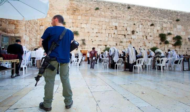 Jérusalem: bientôt un ascenseur pour faciliter l'accès au Mur des Lamentations