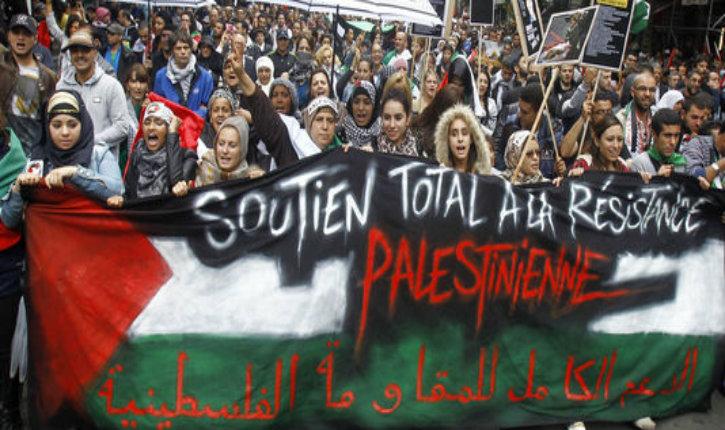Deux pro-palestiniennes seront investis aux élections législatives pour le mouvement La République En Marche