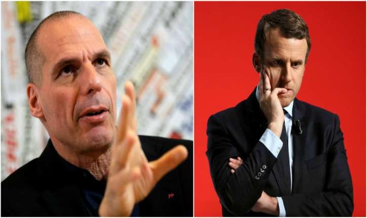 Yanis Varoufakis, ex-ministre européen «Emmanuel Macron est conscient de la casse qu'il va provoquer»