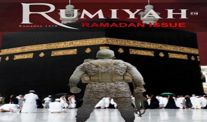 Pour fêter le mois de ramadan Daesh appelle à une «guerre totale» contre l'Occident et à de nouvelles attaques