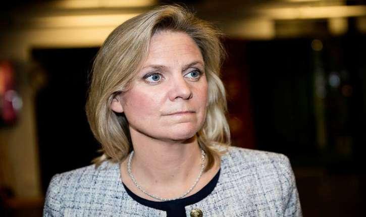La ministre suédoise des Finances : « Nous avons des problèmes majeurs en raison de l'immigration de masse »