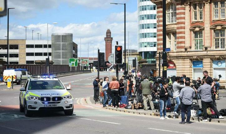 Attentat-suicide à Manchester: le kamikaze s'appelle Salman Abedi