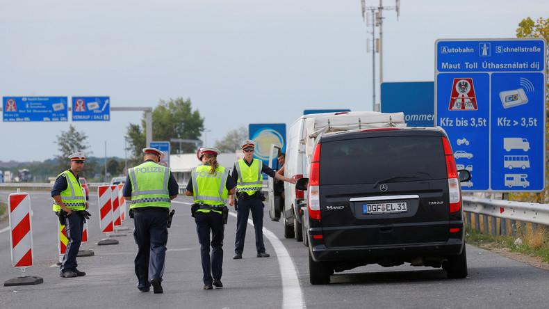 L'Autriche va prolonger ses contrôles aux frontières malgréles demandes de Bruxelles