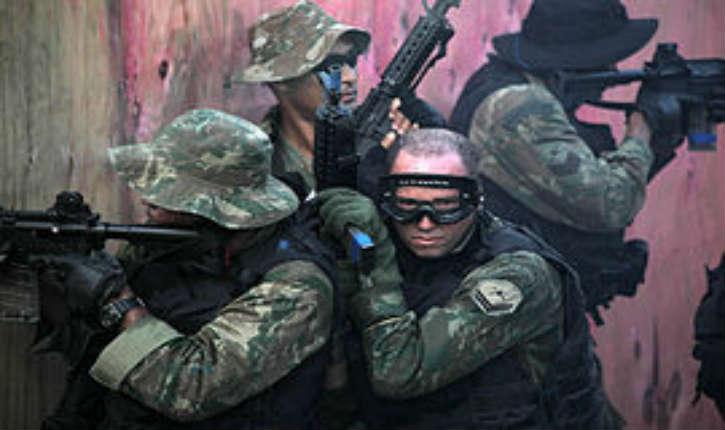 Brazilian Marine Corps