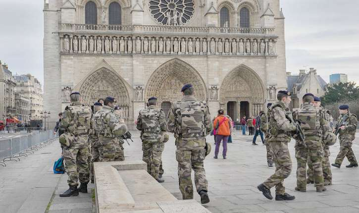Les Etats-Unis alertent ses ressortissants contre la menace terroriste continue en Europe