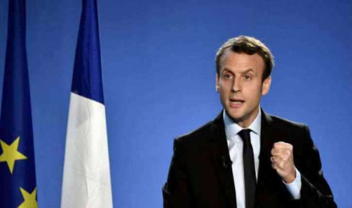 Emmanuel Macron favorable à des sanctions financières envers les pays de l'UE qui refuseraient d'accueillir des migrants