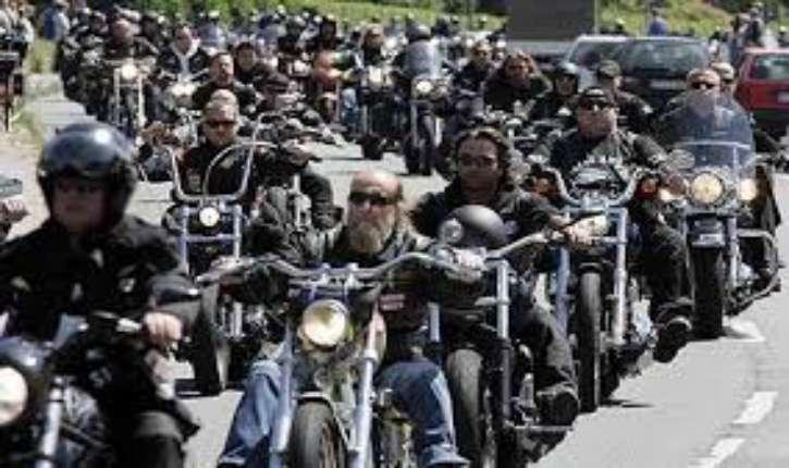 [Vidéo] Etats-Unis: impressionnant défilé d'automobiles et motos en soutien à Israël