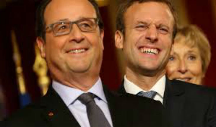 Marine Le Pen: Macron est un «bébé Hollande, un Hollande junior qui va continuer la politique de son père»