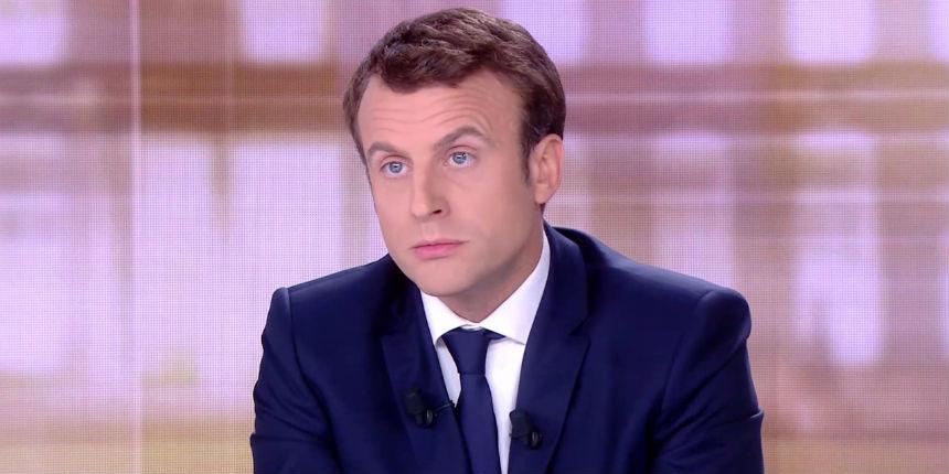 Macron débat