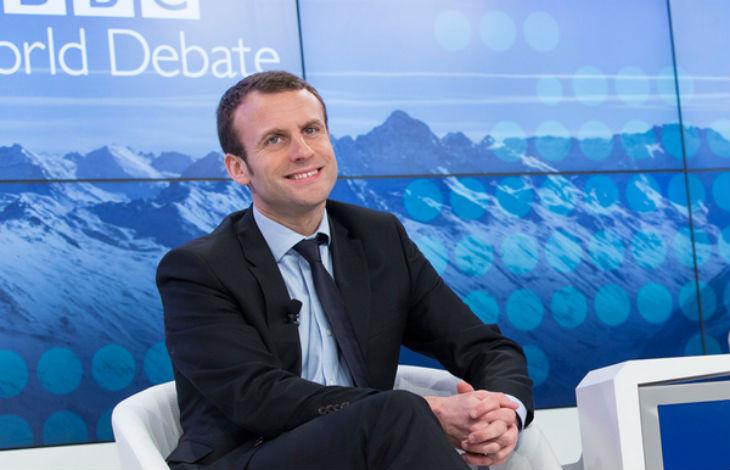 France 2 met en doute la légalité du financement de la campagne de Macron