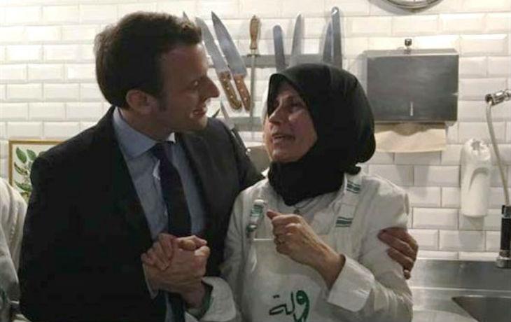 Macron islamistes
