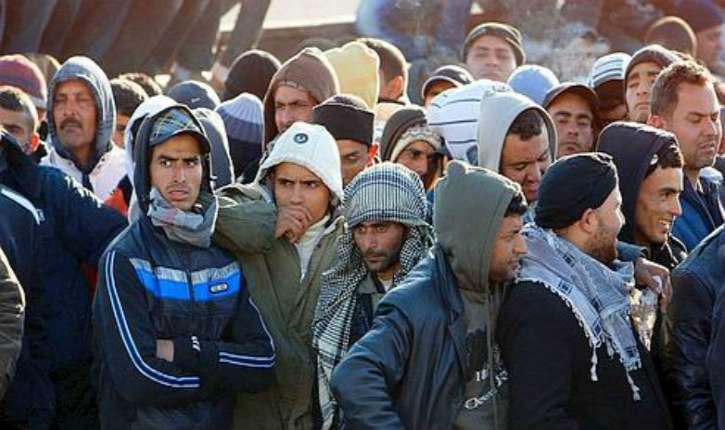 Quand un journaliste d'Europe 1 s'indigne que la lutte contre l'immigration soit l'une des principales préoccupations des Français