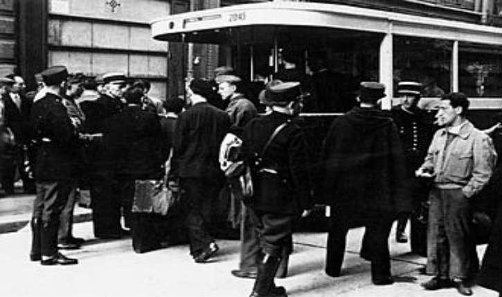 Eté 1942 : 10500 Juifs livrés de la zone libre aux Nazis. Une infamie nationale