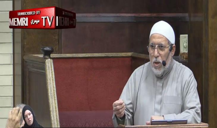 Prêche antisémite dans une mosquée de Virginie aux Etats-Unis