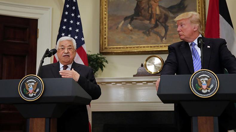 Rencontre Trump à Abbas : Optimisme, mais pas de paix tant que les palestiniens ne s'élèveront pas contre les incitations à la haine et à la violence