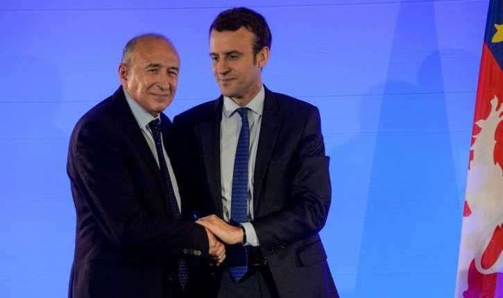 [Vidéo] Présidentielle : quand Gérard Collomb vante le patriotisme de «Emmanuel Le Pen»