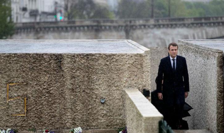 Gilles-William Goldnadel : « M. Macron, la Shoah n'est pas un thème électoral »
