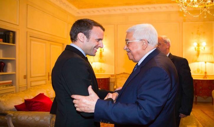 Israël et les Palestiniens : Emmanuel Macron a tout faux