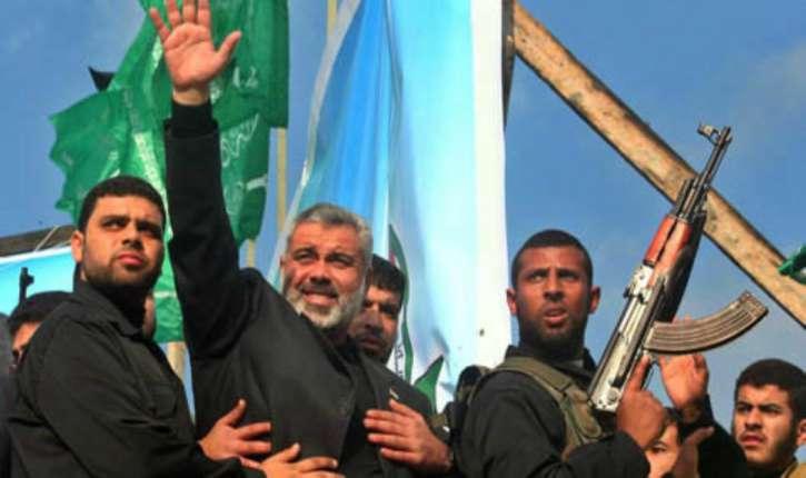[Vidéo] Alors que la foule crie «Mort à Israël» à Gaza, Ismaïl Haniyeh promet «nous ne reconnaîtrons jamais Israël !»