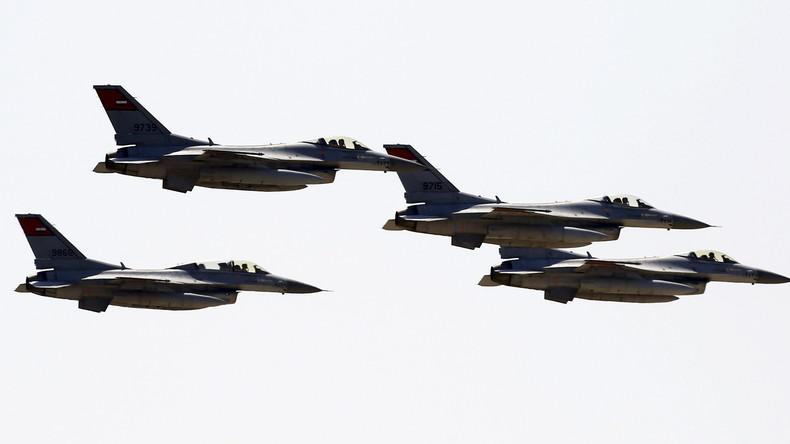Représailles égyptiennes : L'aviation a bombardé des camps de terroristes en Libye