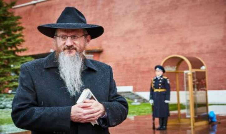 La communauté juive de Russie fête la victoire sur l'Allemagne nazie