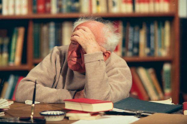 Ben Gourion : un documentaire rare et passionnant ce mardi
