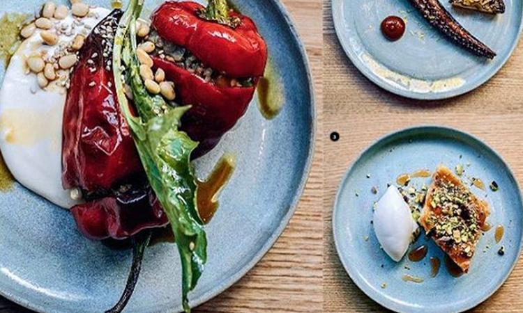 Paris découvre les saveurs culinaires israéliennes: les journalistes en salivent encore