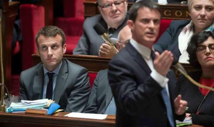 [Vidéo] Législatives : humilier Valls, la première erreur de Macron!