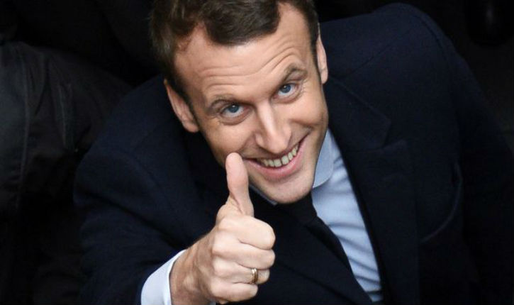Comptes de campagne de Macron : la plainte d'Anticor classée sans suite par le Parquet…
