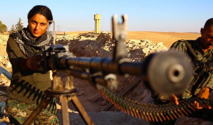 [Syrie] Donald Trump approuve la livraison d'armes au peuple Kurde malgré les menaces d'Erdogan
