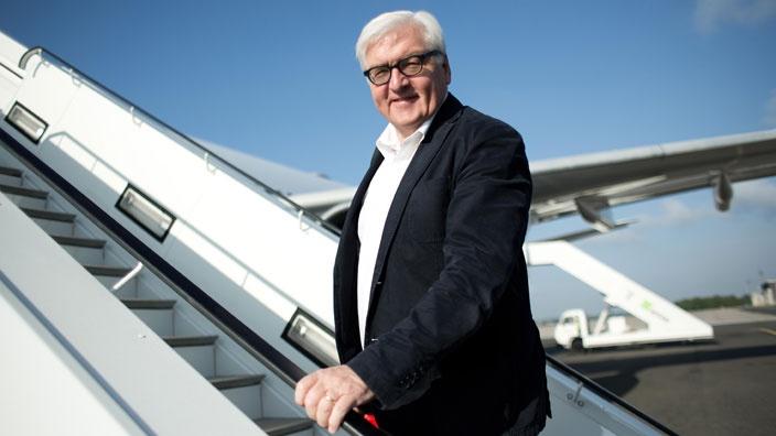 Pour son voyage en Israel, le président allemand ne rencontrera pas Breaking the silence