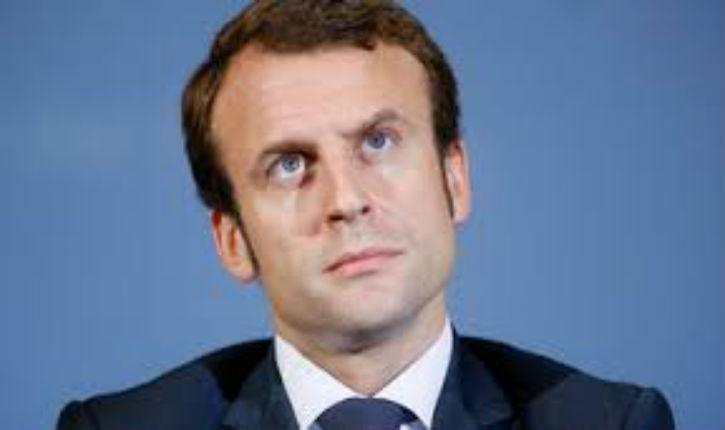 Emmanuel Macron de plus en plus fébrile à l'approche du débat d'entre deux tours. Il menace de quitter le plateau !
