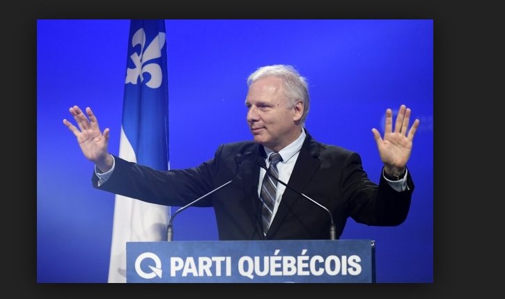 Le chef du parti québécois :» je n'appuyerai jamais des gens qui soutiennent le mouvement BDS «
