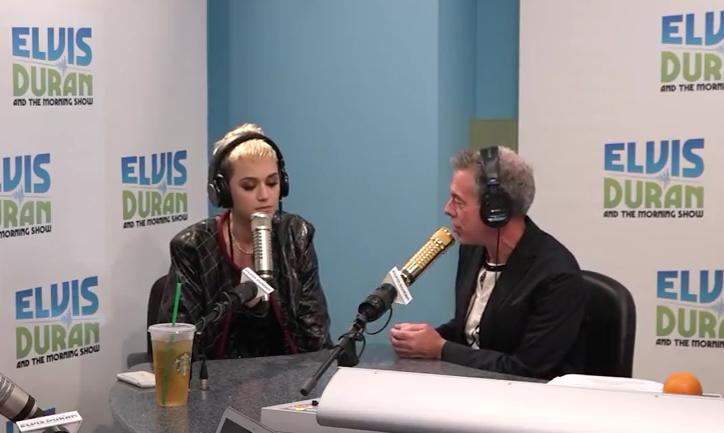 (VIDÉO) Attentat de Manchester : Pour la chanteuse Katy Perry le plus important pour combattre le terrorisme «c'est de nous unir et de nous aimer»
