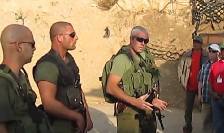(VIDÉO) Sharon Gat Colonel à Tsahal vous explique pourquoi les soldats israéliens font parti des meilleurs du monde