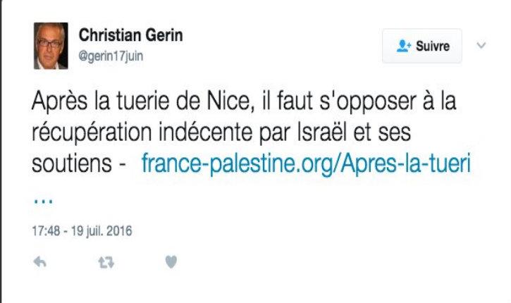 Aprés avoir soutenu l'investiture du Mouvement en Marche, le Crif demande le retrait de 2 candidats accusés d'antisémitisme